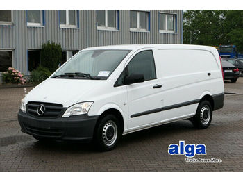 Closed box van Mercedes-Benz 113 CDI Vito, Klima, Parktronic, 3 Sitze!