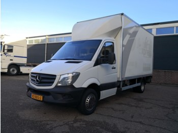 Closed box van Mercedes-Benz Sprinter 313 2.2 CDI Bak 4.30m + Laadklep 10/2019 APK