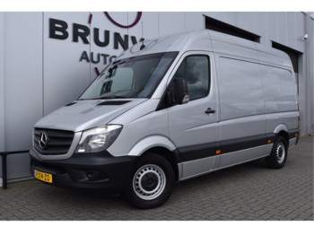 Mercedes-Benz Sprinter 316 CDi 163pk L2H2, 7-Traps Automaat, Airco, Cruise, wb 366cm - closed box van