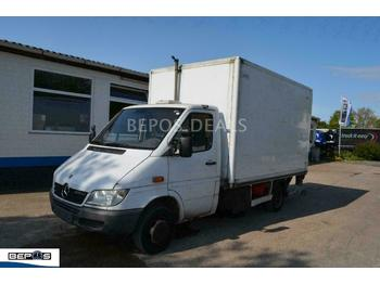 Closed box van Mercedes-Benz Sprinter 408 CDI