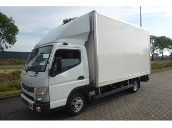 Closed Box Van Mitsubishi Canter 3 C13 BOX LIF Bak Klep 51 Dkm