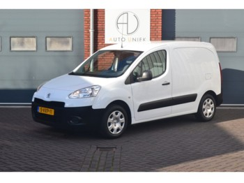 Peugeot Partner 120 1.6 e-HDI AUTOMAAT 2Tronic Airco, Cruise, PDC - closed box van
