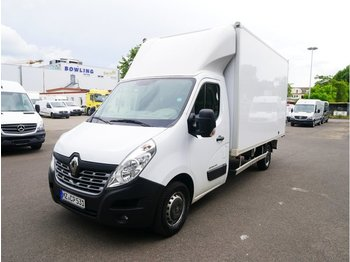 RENAULT Master Koffer 3,5t 2,5 To AHK Last - closed box van