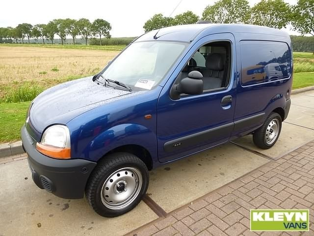closed box van renault kangoo 1.9dci 80 4x4 , 5569 usd - truck1 id