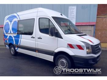 8358ef61c2 New and used VOLKSWAGEN Crafter closed box vans for sale from ...