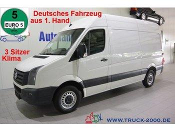 829fe80158 Volkswagen Crafter 30 2.0 TDI Maxi Hoch Lang Klima Scheckh. - closed box van