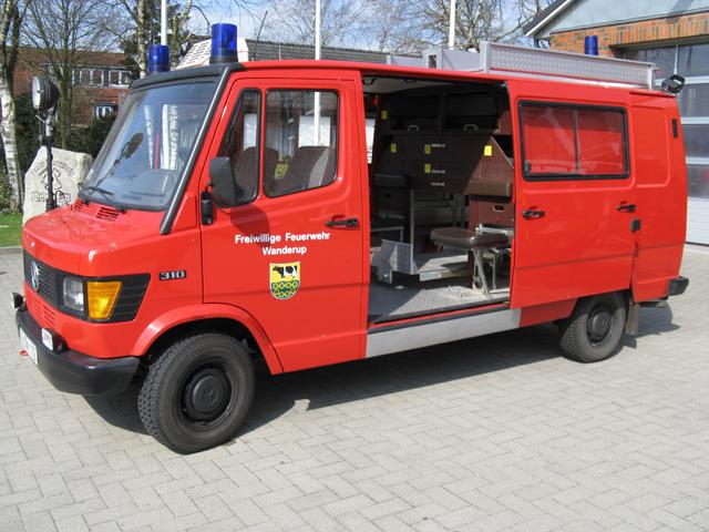 Delivery Van Mercedes Benz 310 Ka
