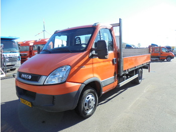 Iveco Daily 40C12 EURO 4LD - open body delivery van
