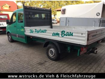 Mercedes-Benz Sprinter II Pritsche/DoKa 313 CD  Pritsche Maxi  - open body delivery van