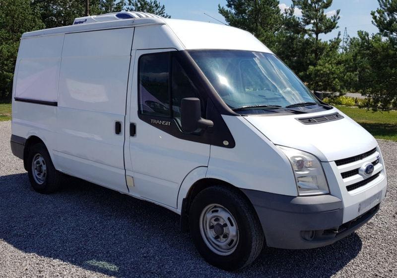 da5ac99ccb Refrigerated delivery van Ford Transit L2H2 FRIDGE KASSTNER! GOOD CAR!!!
