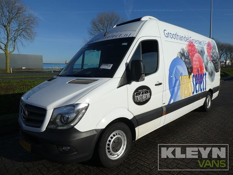 cd922c6958 Refrigerated delivery van Mercedes-Benz Sprinter 313 CDI maxi koeling