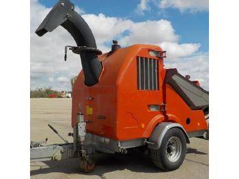 Wood chipper Vermeer 625I, 1695 USD - Truck1 ID - 3486265