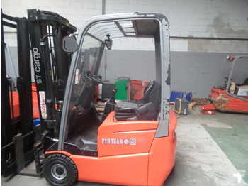 BT C3E 150 PYROBAN - 3-wheel front forklift