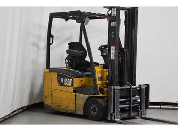 Caterpillar EP16CPNT - 3-wheel front forklift