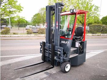 Amlift AGILIFT 3000E - 4-way reach truck