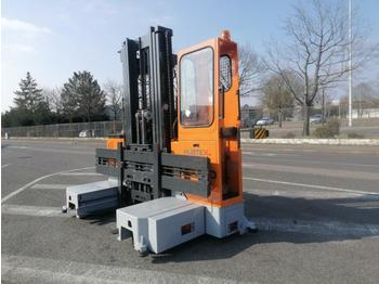 Hubtex MSU20 - 4-way reach truck