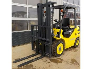 APACHE HH30Z - 4-wheel front forklift