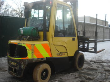 HYSTER H3.5FT - 4-wheel front forklift