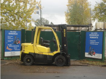 HYSTER H4.0FT-5 - 4-wheel front forklift