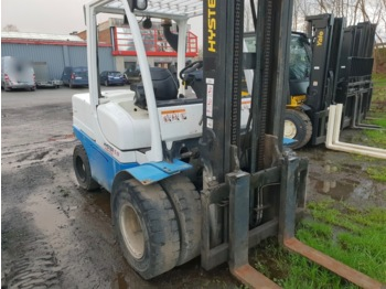 Hyster H5.0FT - 4-wheel front forklift