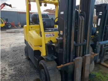 Hyster S7.0FT - 4-wheel front forklift