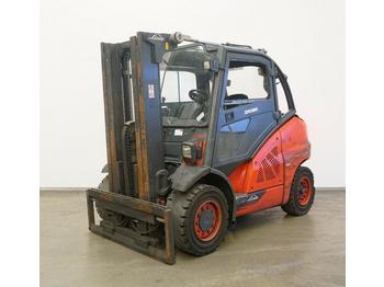 4-wheel front forklift Linde H 50 D/394-02 EVO Container