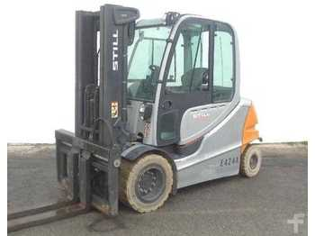 4-wheel front forklift Still RX 60-45: picture 1