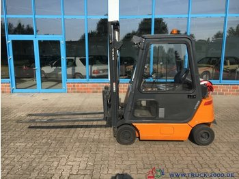 4-wheel front forklift Still R 70- 16 T Gas * 5m - 1.600 kg * Gabel 1.80 m