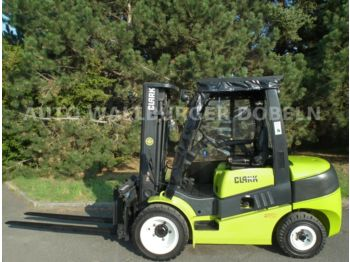 Forklift Clark C 30 / 35 D Triplexmast Hubhöhe 4620 siehe Foto: picture 1