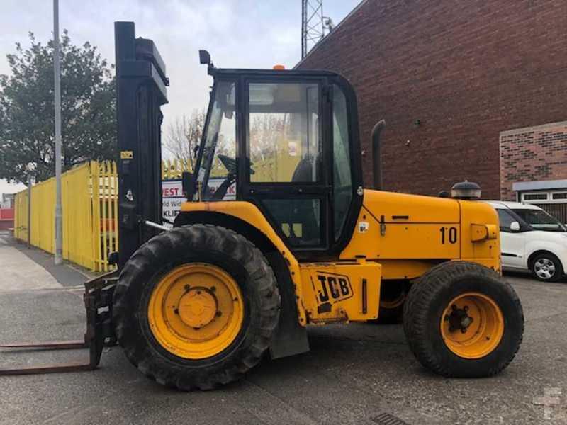 Rough Terrain Forklift JCB 930 3298922