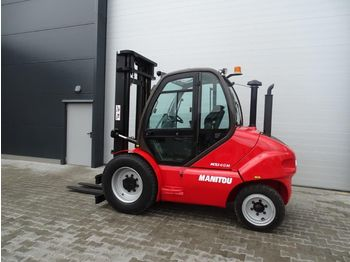 Rough terrain forklift Manitou MSI40T