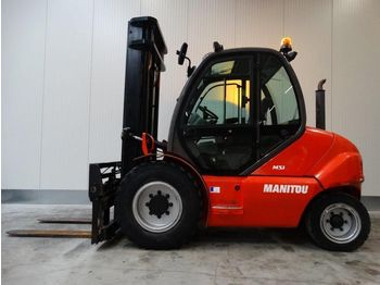 Rough terrain forklift Manitou MSI50T