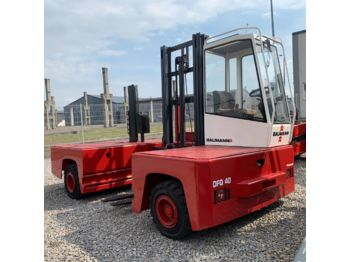 Side loader BAUMANN DFQ 40/14/40, Only 1658 hours New Price Promotion