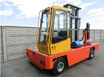 Side loader Baumann HX40/12/40