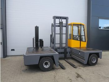 Side loader Hubtex S40D