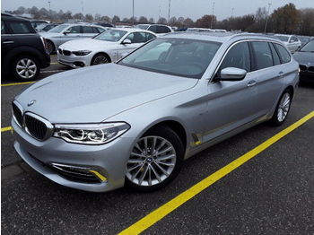 Car BMW 530d Touring Sportautomatic Luxury Line, 1. Hand