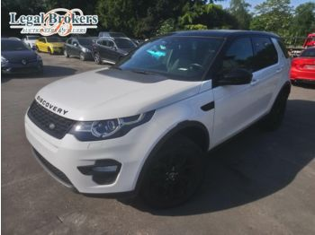 Car LAND ROVER Discovery Sport 2.0 TD4 HSE - Stationwagen: picture 1