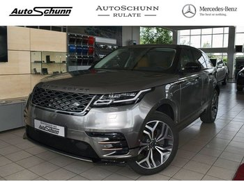 Car LAND ROVER Range Rover Velar R-Dynamic HSE-FULL LEATHER-PANO-PRIVACY