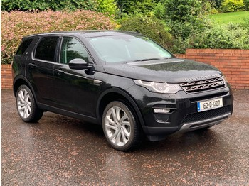 Car Land Rover Discovery
