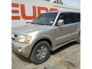 Car Mitsubishi Pajero: picture 1