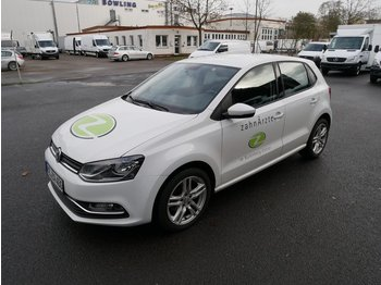VW Polo V Comfortline BMT/Start-Stopp - car