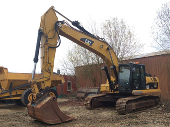 Cat 329DL - other