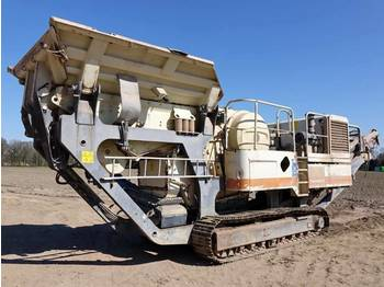 Metso LT96 Low hours crusher  - other