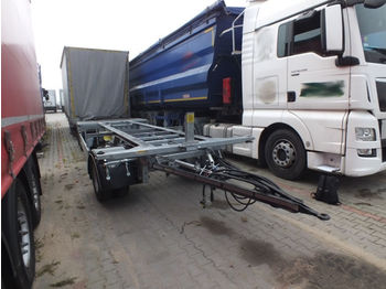 SOMMER AW TRAILER CHASSIS - chassis semi-trailer
