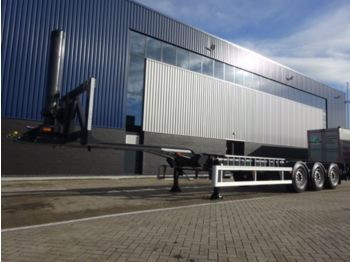 Semi-trailer container transporter/ swap body Van Hool Hydraulic Transport Systems