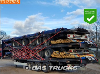 Krone SD PACKAGE OF 5 - curtainsider semi-trailer