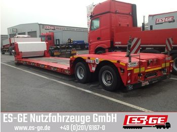 Faymonville 2-Achs-Tiefbett 2x10 t  - low loader semi-trailer