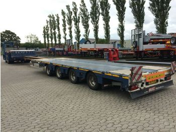 Faymonville Tieflader 760 mm ladehöhe  - low loader semi-trailer