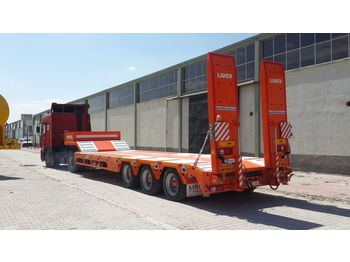 Low loader semi-trailer LIDER 2020