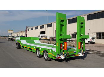 Low loader semi-trailer LIDER 2020 model new from MANUFACTURER COMPANY (LIDER trailer )